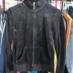 Juicy Couture Velour Jacket size S